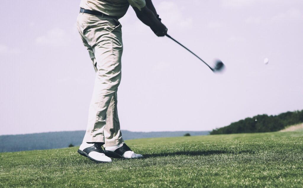 Golfspelare genre