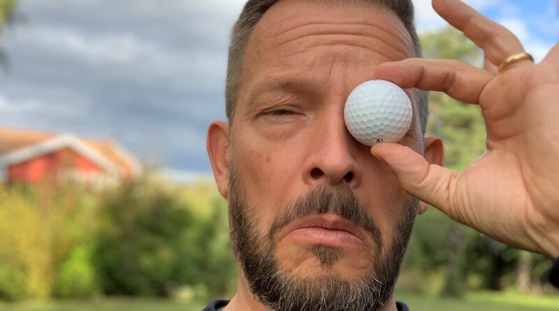 Fredrik Sandberg – Golfbladet