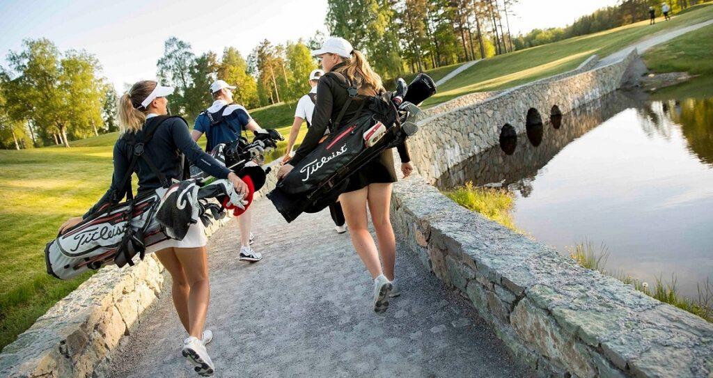 Golfspelare Sverige