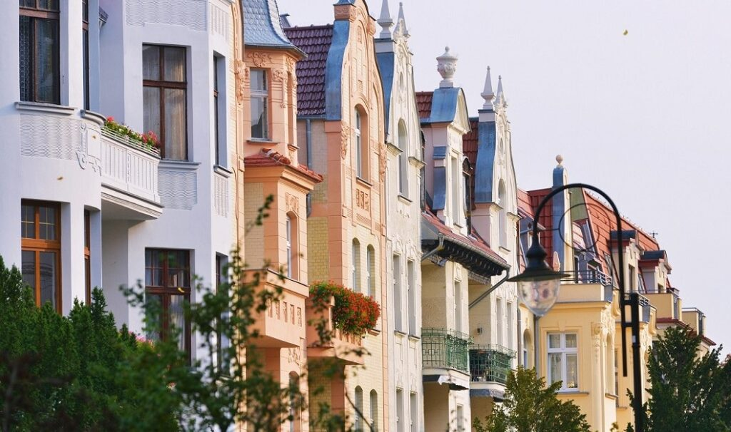 Hus i Polen