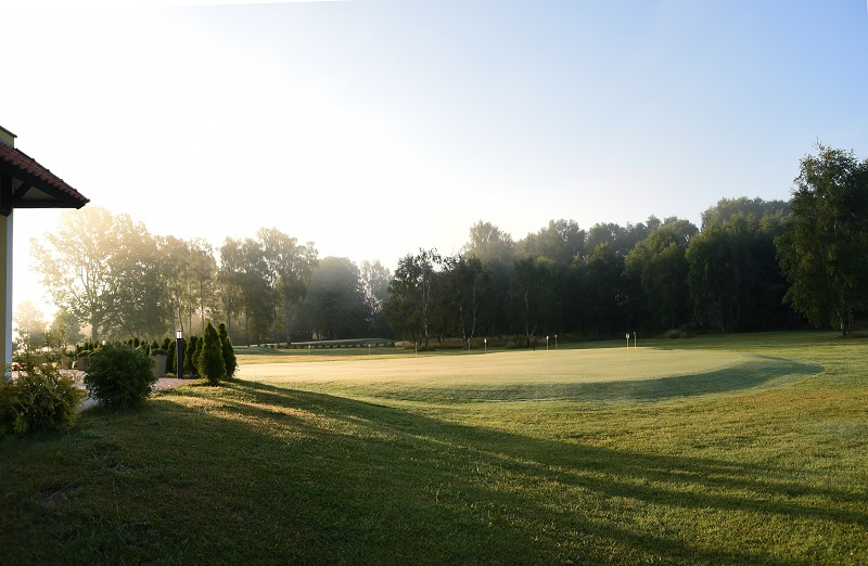Kamien Golf Country Club i Polen