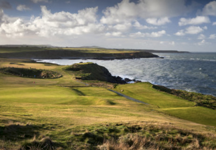 golf i wales