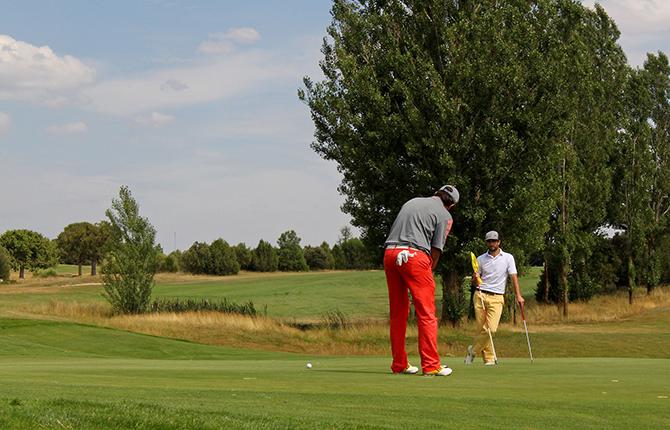 golfspelare genrebild