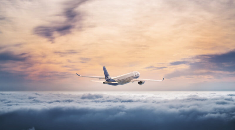 Sas -flygplan