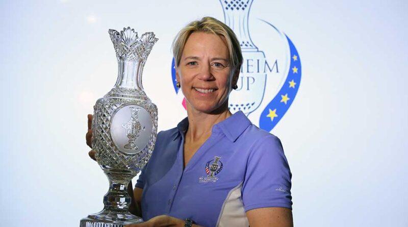 Annika Sörenstam Solheim Cup