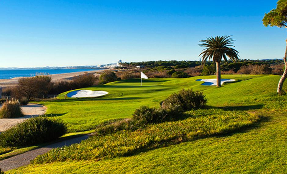 Portugal golfbana
