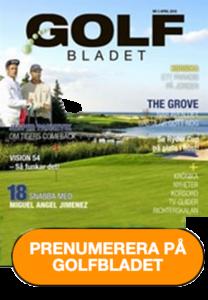 Prenumerera på Golfbladet