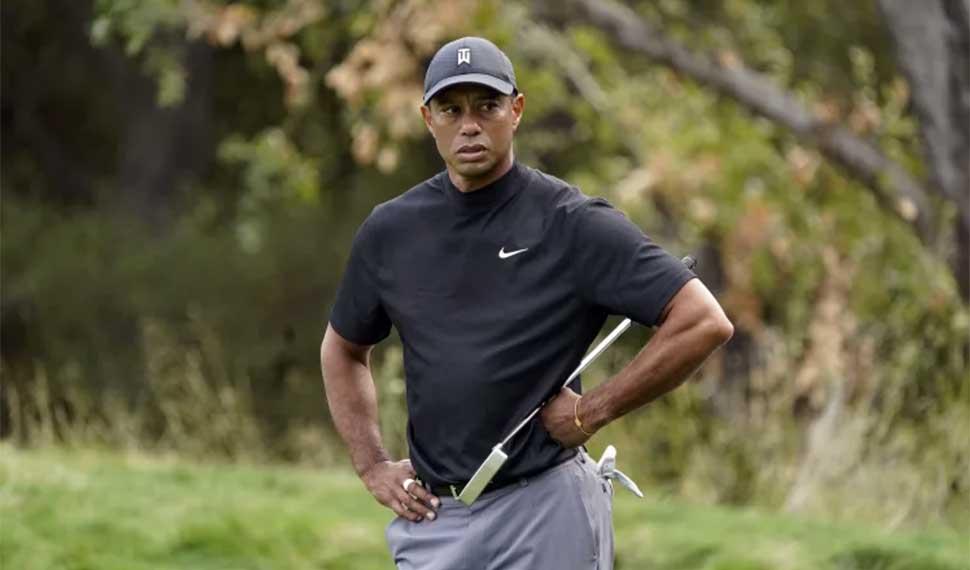 Tiger Woods zozo 2020