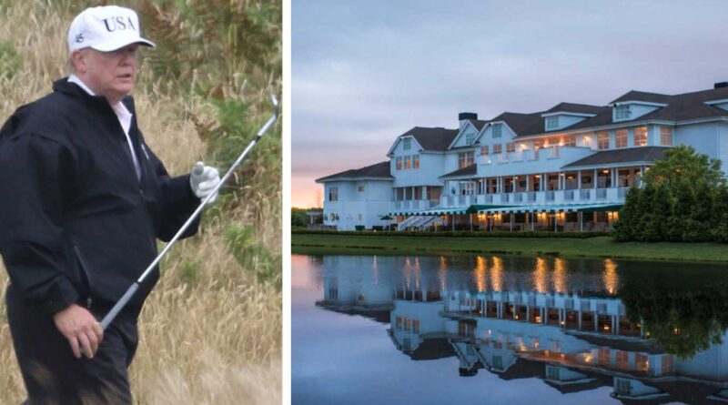 Trump Trump National Golf Club