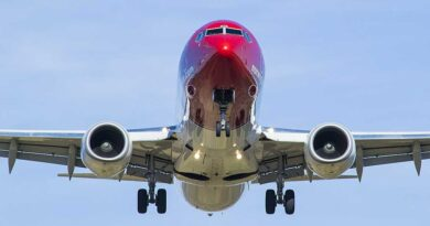 Norweigan flygplan