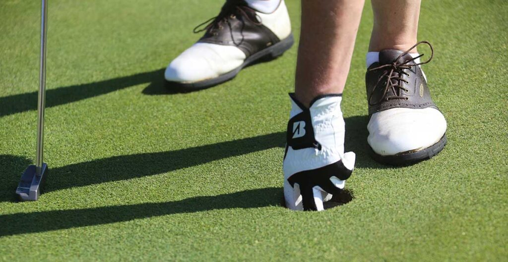 golfboll, golfspelare genre