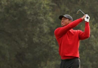 Tiger Woods opererad efter bilolyckan