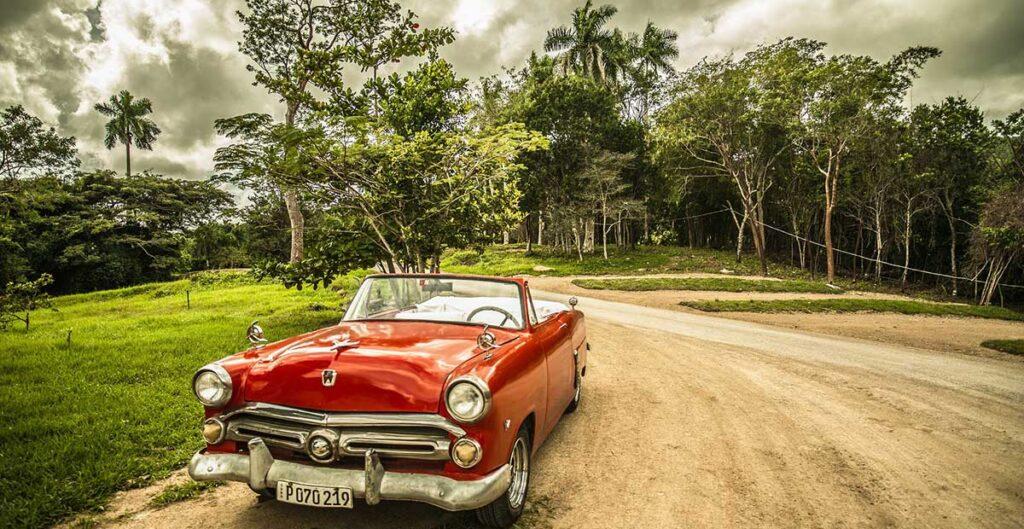 Bil i Kuba