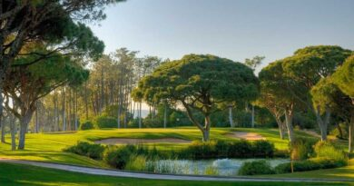 Dom Pedro Old course Portugal