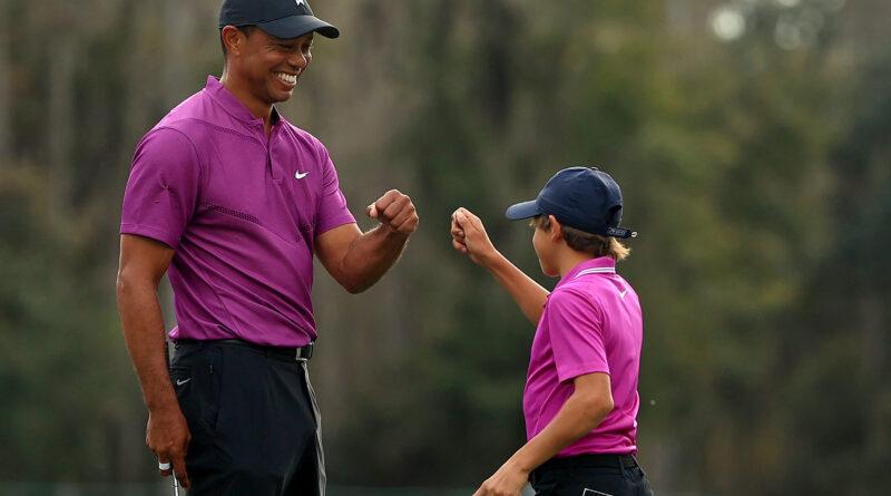 Tiger Charlie Woods