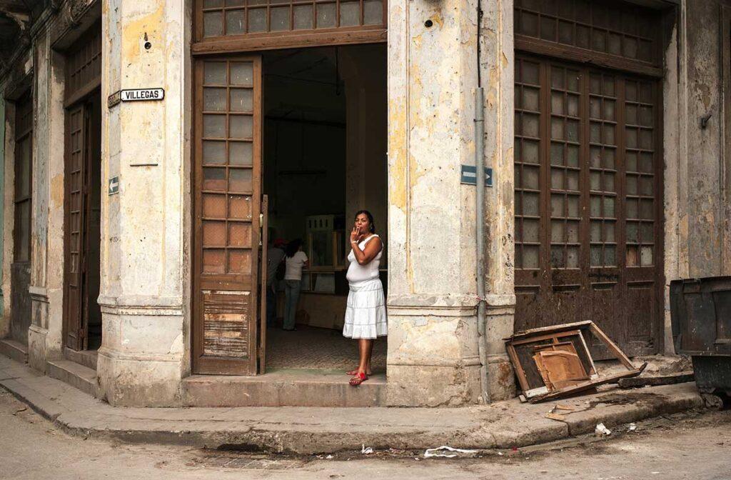 Kuba fattigdom