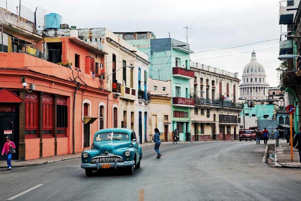 Kuba bil