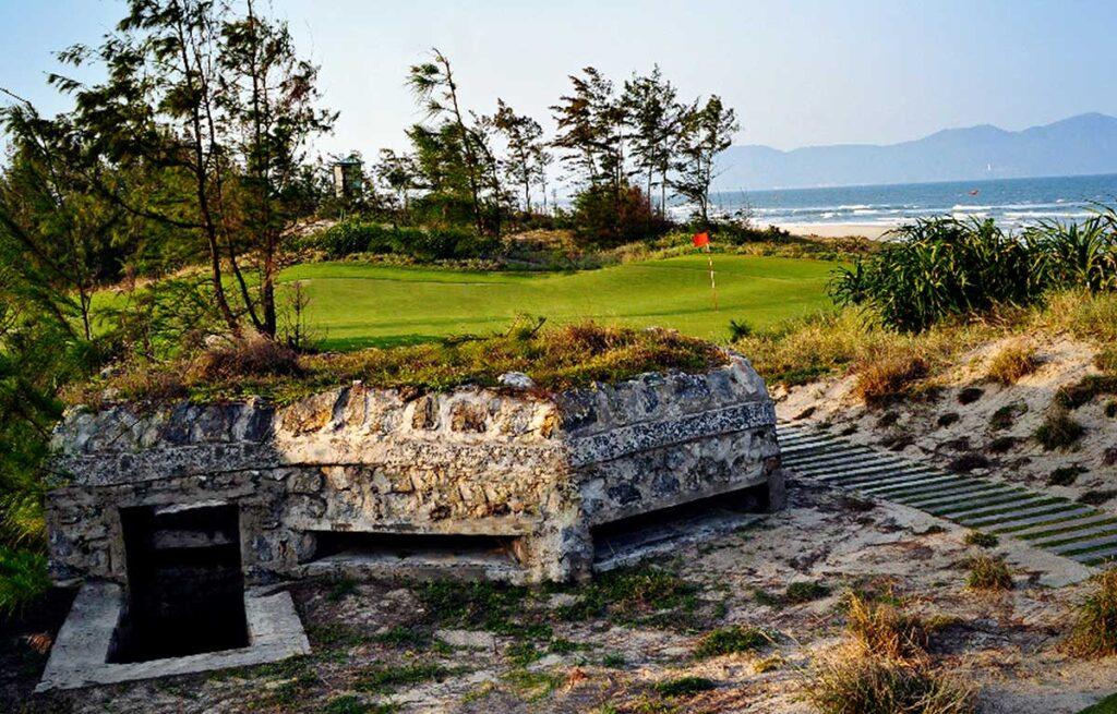Vietnam Skyttevärn Golfbana