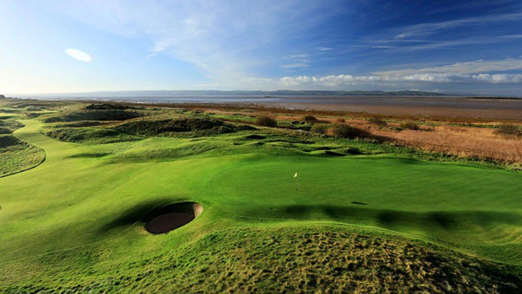 Royal Liverpool Golf Club.