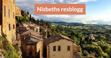 Nisbeths resblogg 2