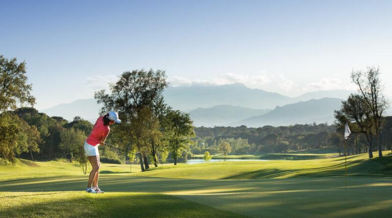 golfspelare costa brava