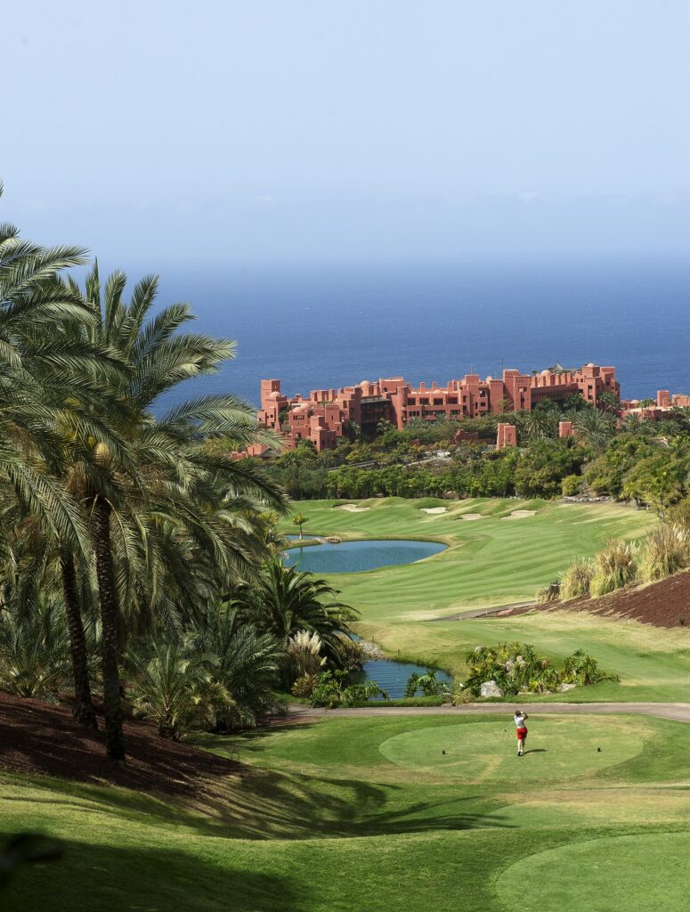 Abama Golf, Spanien