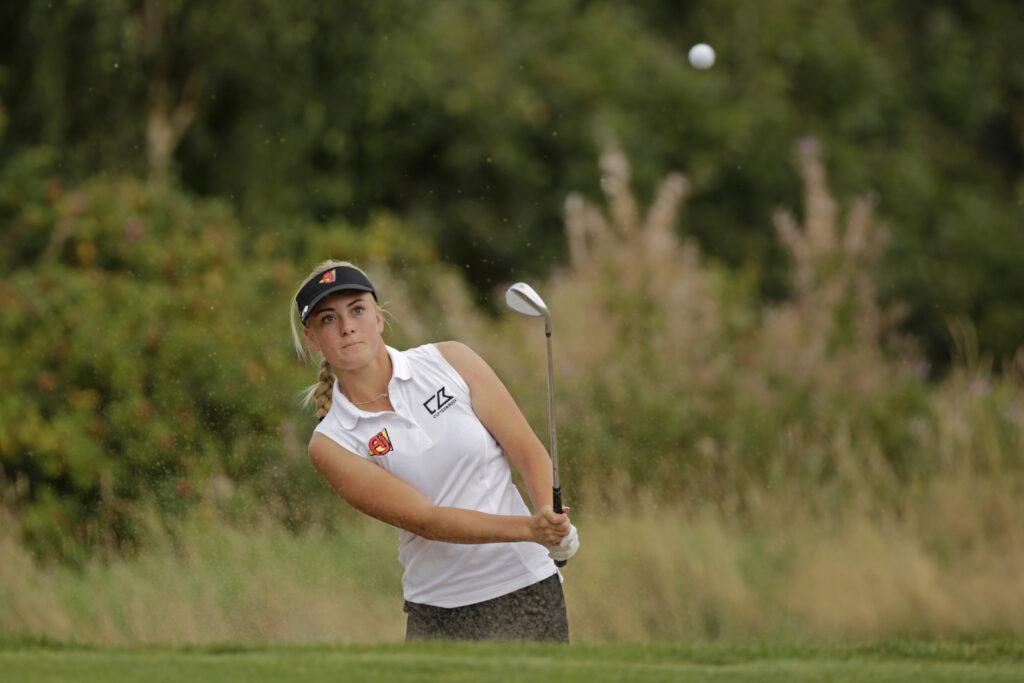 Julia Engström golfspelare