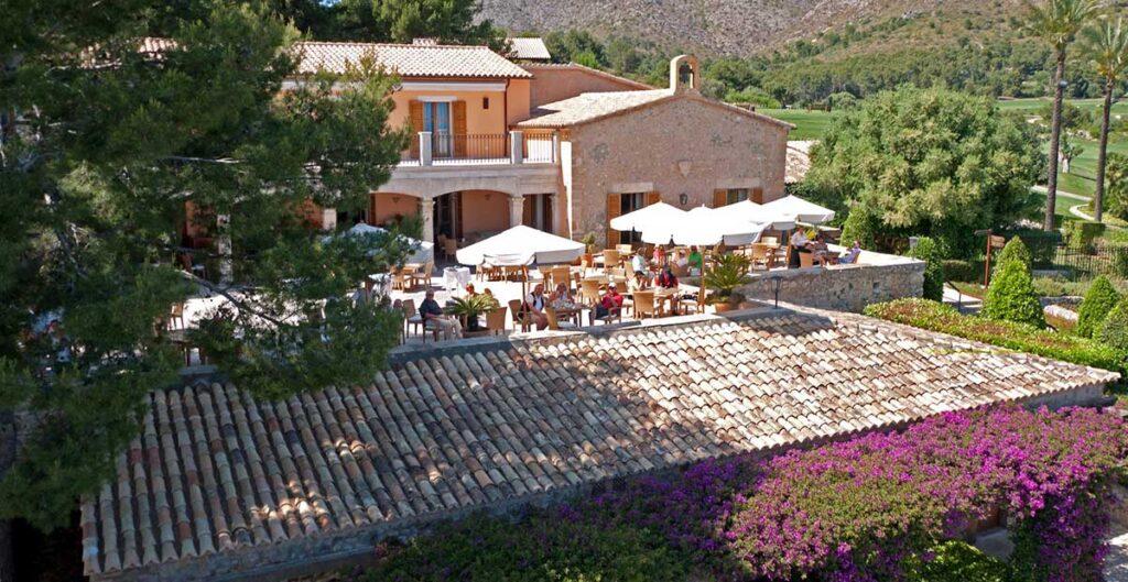 Alcana restaurang Mallorca