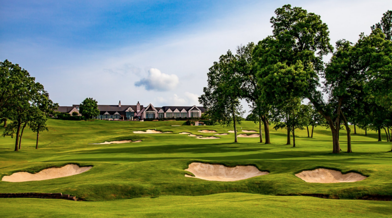 Southern Hills Country Club in Tulsa, Okla
