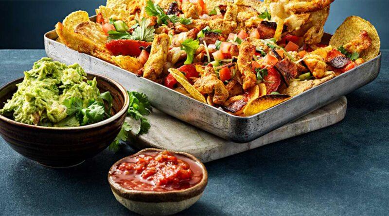 Kyckling bowl med taco