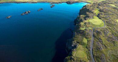 Golf på Island