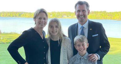 Annika Sörenstam familj