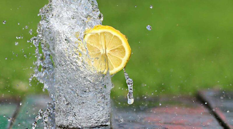 Vatten utomhusbar