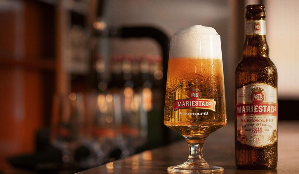 Mariestads öl