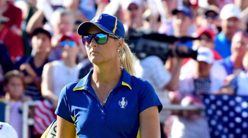 Anna-Nordqvist Solheim Cup