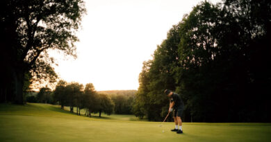 Golf-i-tyskland