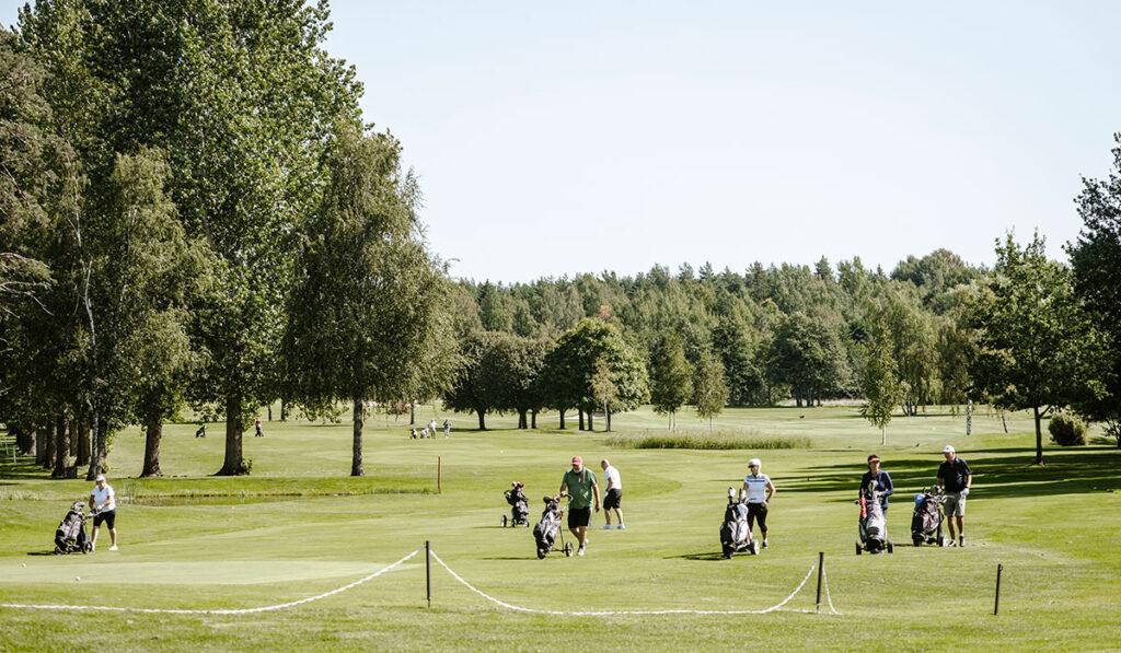 Maraisteds golfbana