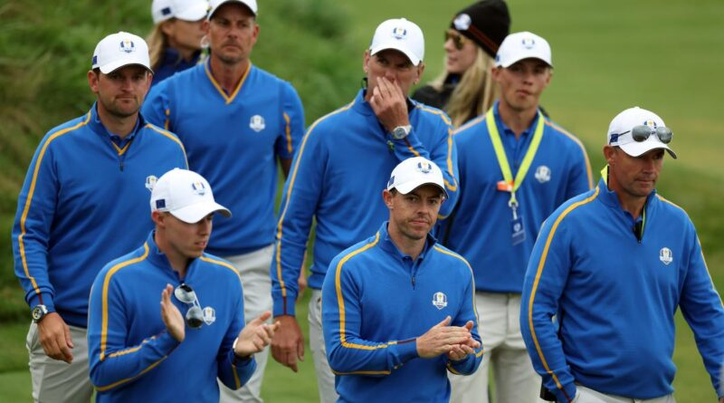 europa ryder cup